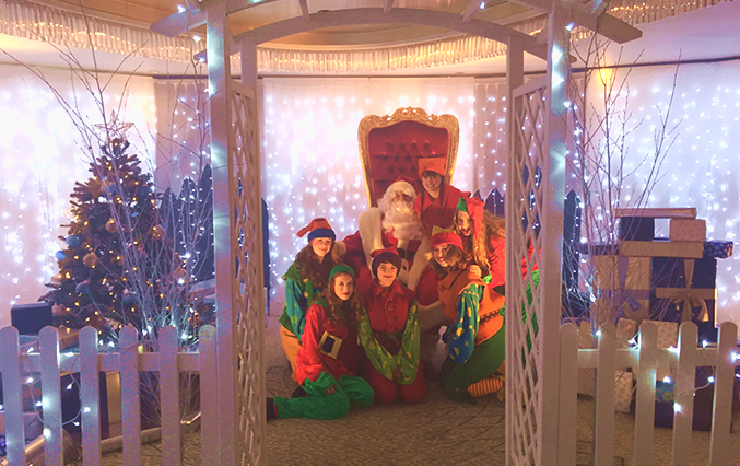 Christmas Grotto Hire