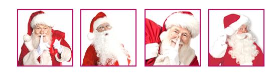 Santa Hire UK