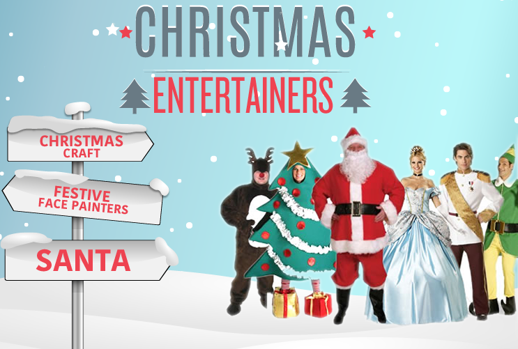 Christmas Children's Entertainers