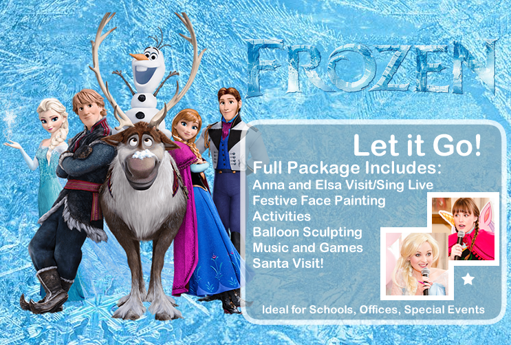 Frozen Entertainers